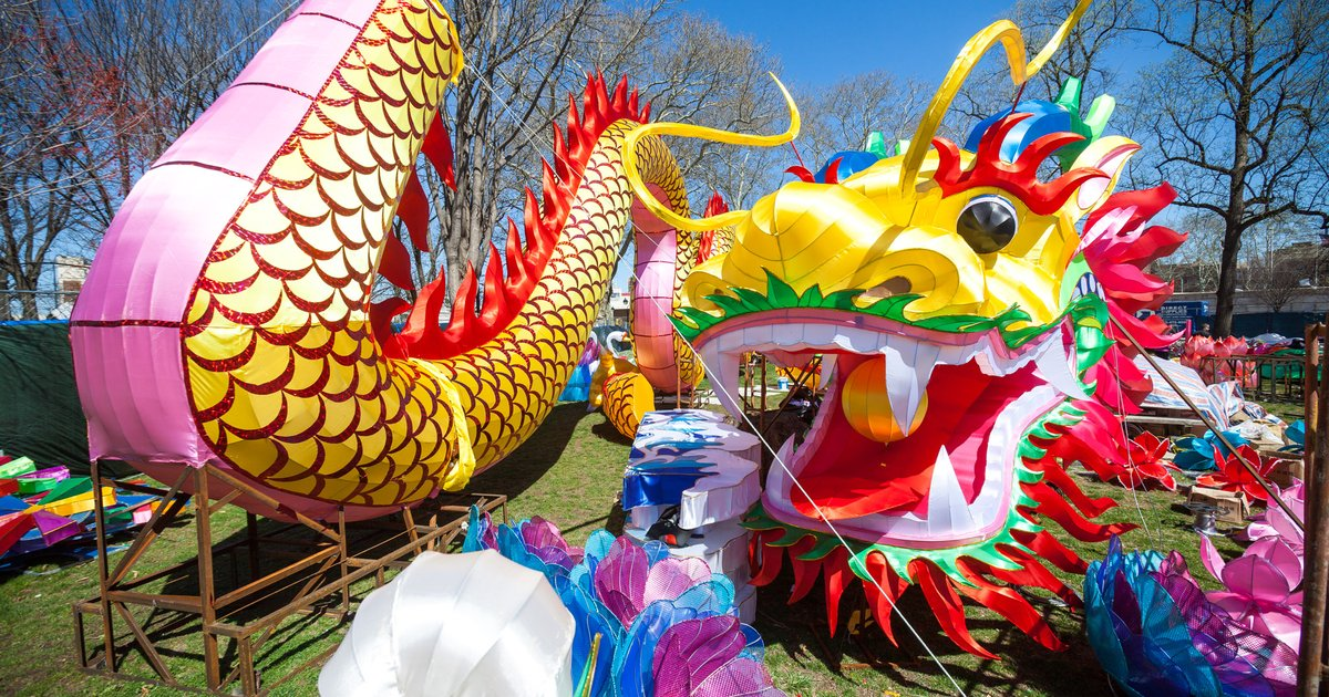 New At Franklin Square Cooperage Takes Over Square Burger Chinese Lantern Festival On The Way