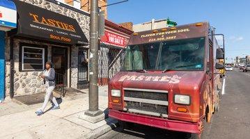 Tasties food truck