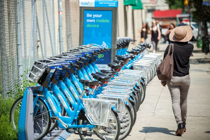 Indego Bikes