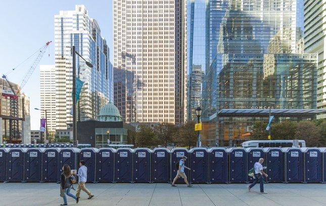 Carroll - Papal Visit Portable Toilets