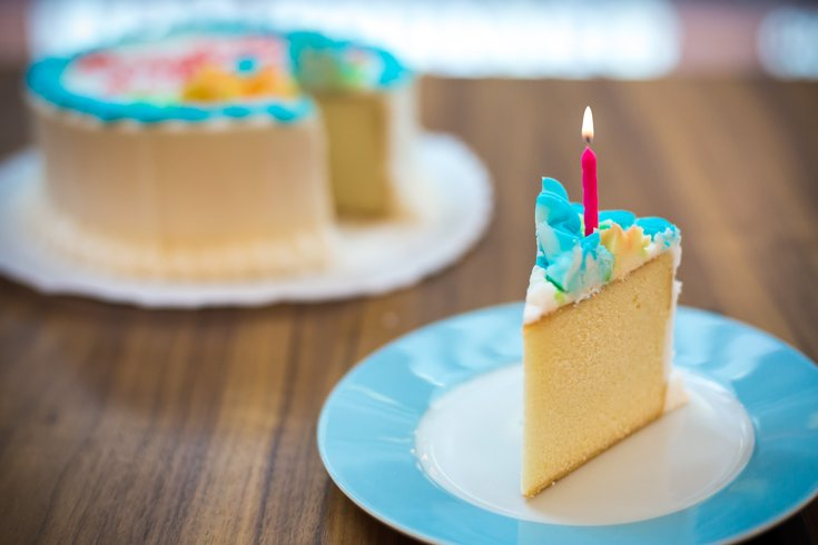 Bad For You Stocks Birthday Cake PhillyVoice