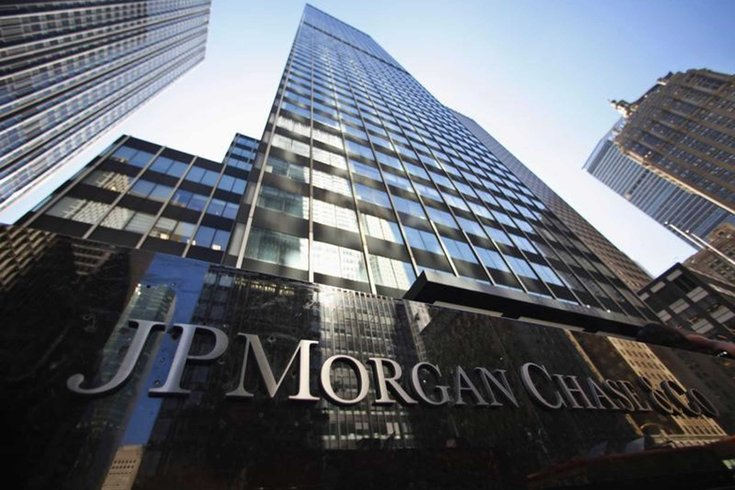 Former Local J P Morgan Exec Suing Company For