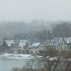 Carroll - Snow in Philadelphia Boathouse Row