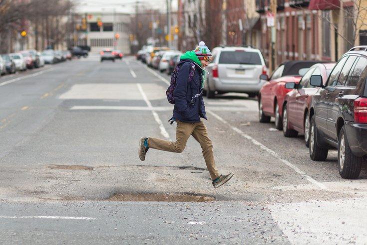 Stock_Carroll - Potholes
