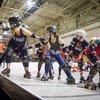 Carroll - Penn Jersey Roller Derby Practice