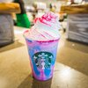 Carroll - Bad For You Unicorn Frappuccino