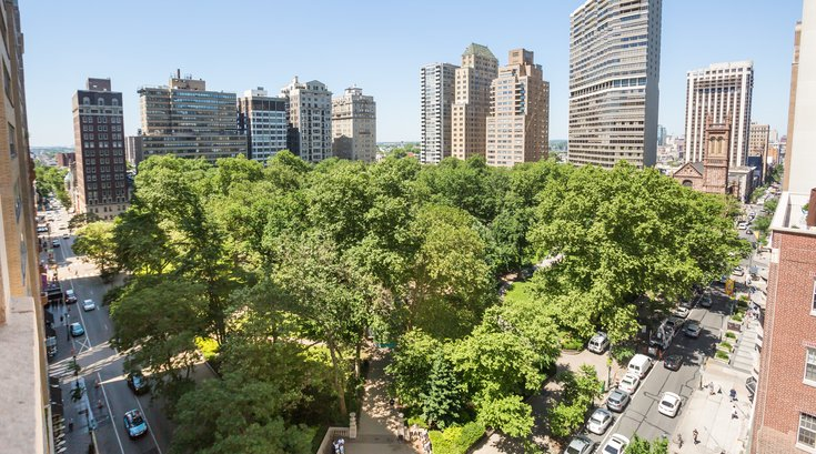 Carroll - Rittenhouse Square