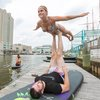 Carroll - Stand Up Paddle Board AcroYoga