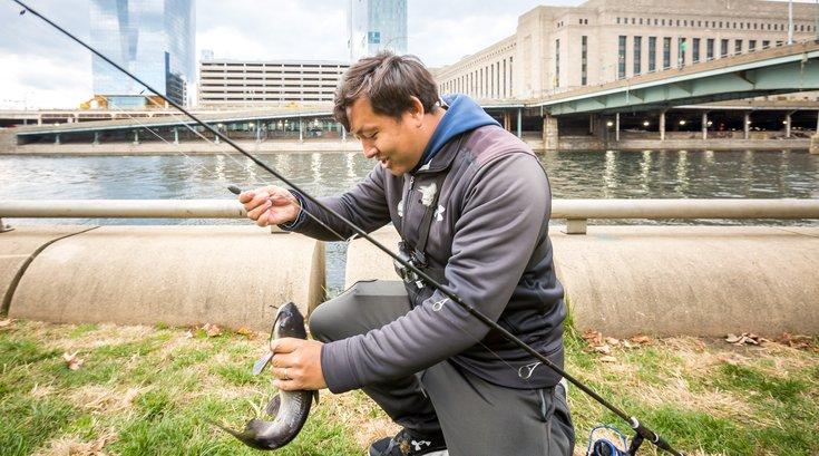 Carroll - Schuylkill River Fishing