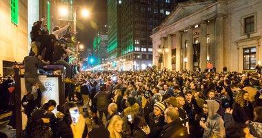 Carroll - Eagles' Super Bowl Win Celebrations and Destruction