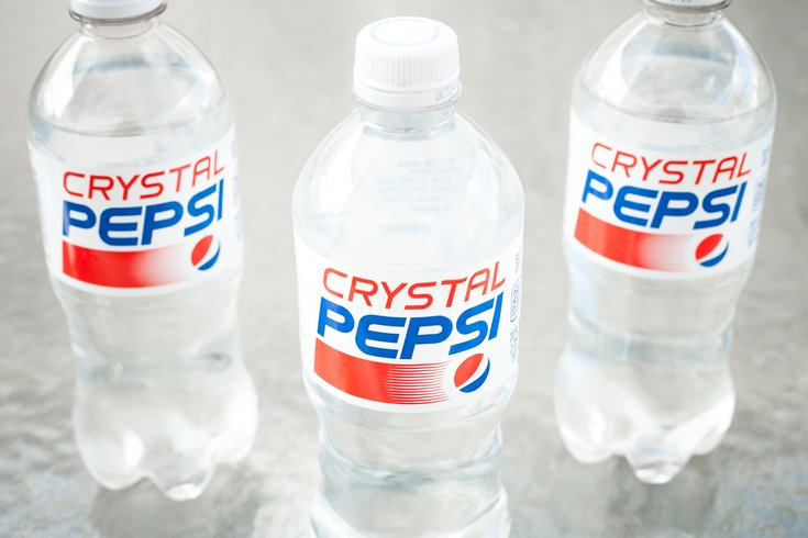 Bad For You On The Return Of Crystal Pepsi In The Age Of