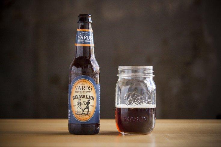 Carroll - Yards Brawler Beer
