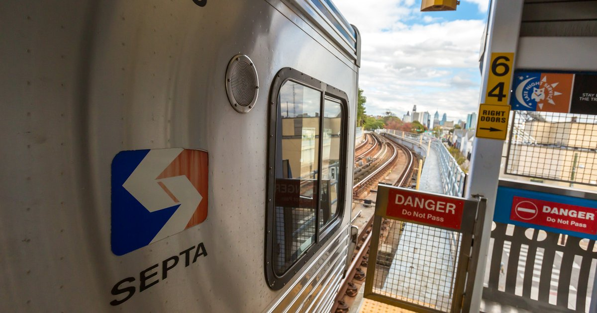 New survey suggests Philadelphians actually really love SEPTA
