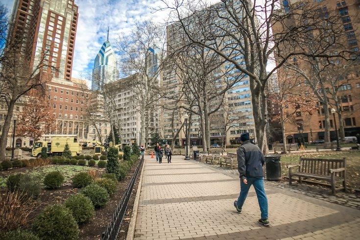 Stock_Carroll - Rittenhouse Square