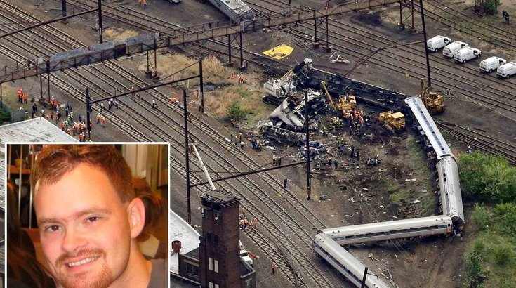 Brandon Bostian Amtrak Derailment Panel