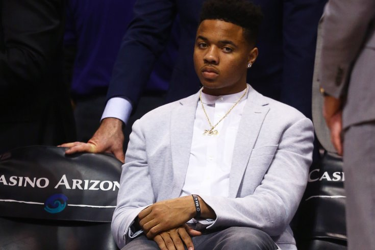 Markelle Fultz Could Be Out For Remainder Of Season