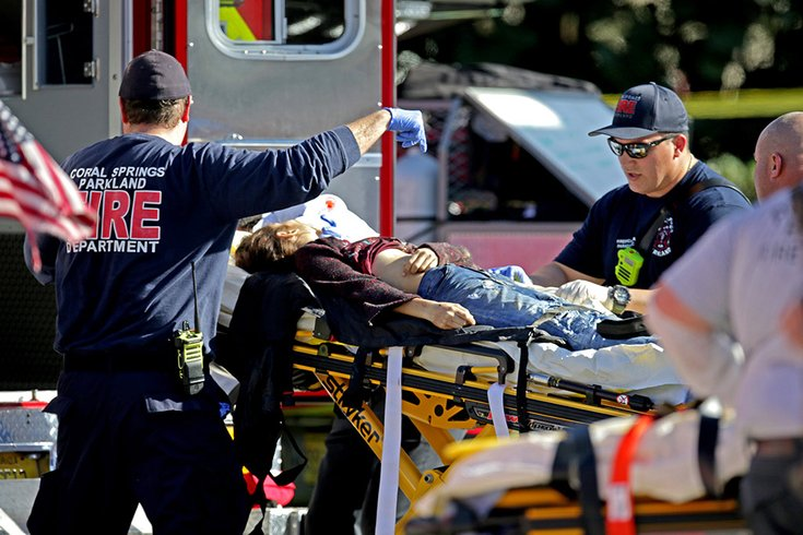 Florida school shooting survivor's grandfather survived 1949 mass shooting
