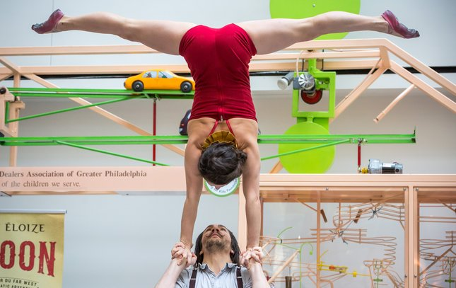 Carroll - Cirque Eloize Children's Hospital of Philadelphia