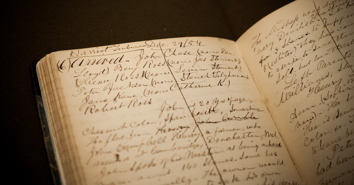 Online Database Of Philadelphia Abolitionist S Diary To