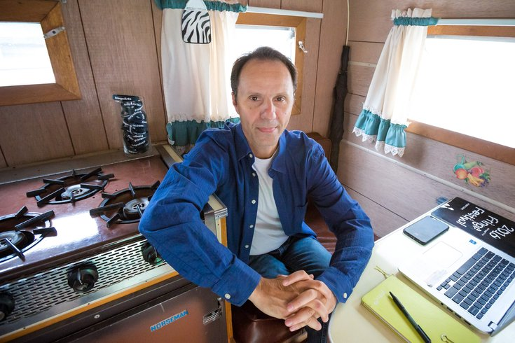 Carroll - Fringe Arts president Nick Stuccio