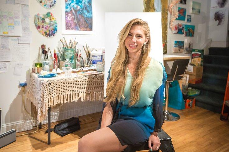 Carroll - Artist Lindsay Rapp