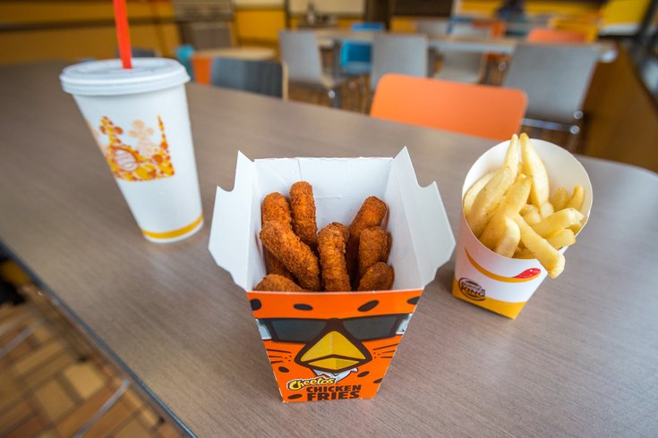Image result for cheetos chicken fries burger king