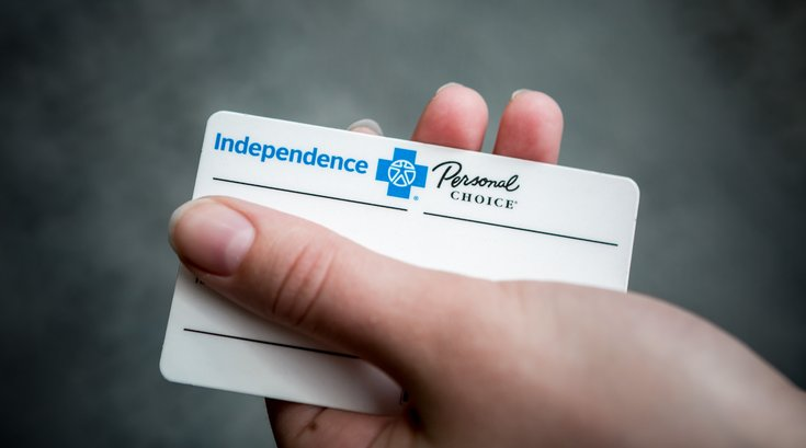 Stock_Carroll - Independence Blue Cross Insurance Card
