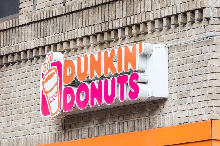 dunkin donuts login