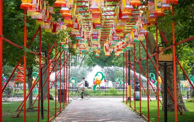 Carroll - Franklin Square Chinese Lantern Festival