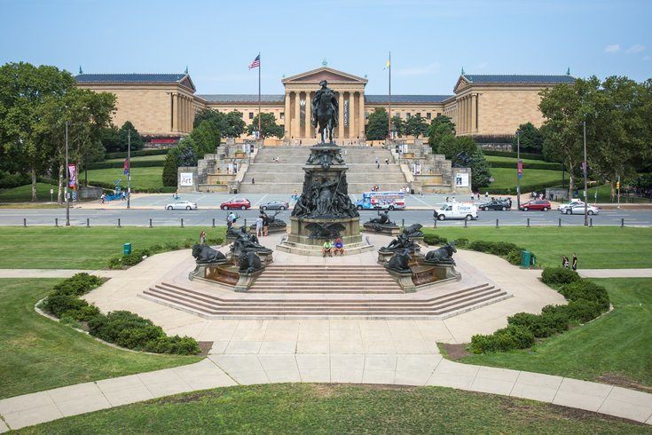 Stock_Carroll - Philadelphia Museum of Art Eakins Oval