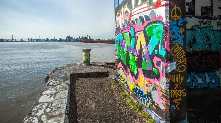Carroll - Graffiti in Philadelphia