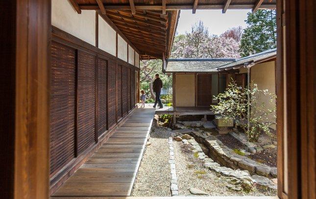 Carroll - Shofuso Japanese House and Garden