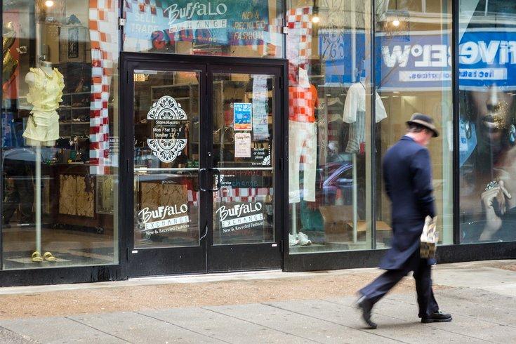 Carroll - Buffalo Exchange store