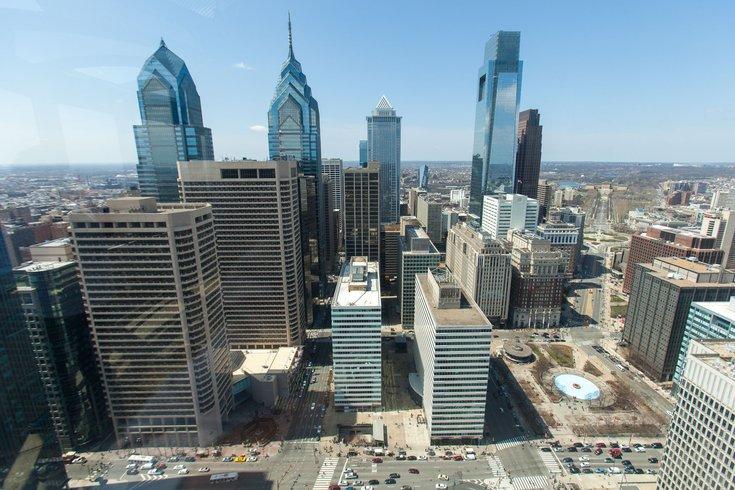 Carroll - Center City Skyscrapers