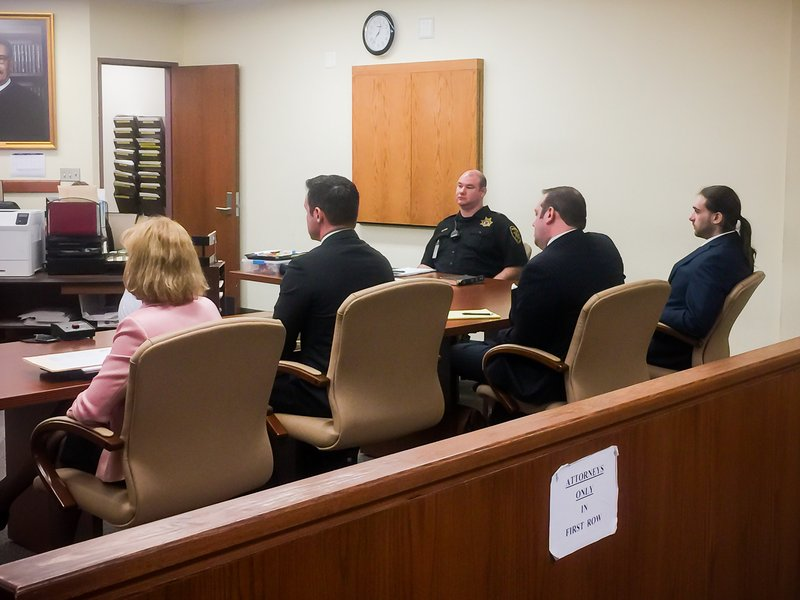 NJ man accused of killing son, 3, blamed 'a spirit,' prosecutor says