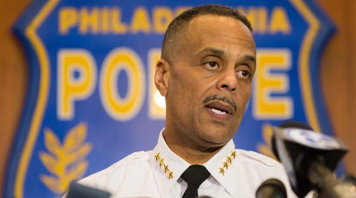 Carroll - Police Commissioner Richard Ross