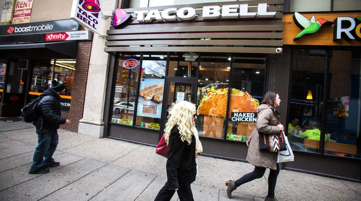 Carroll - Bad For You Taco Bell