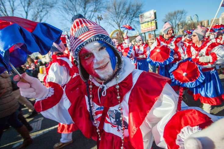 Mummers Parade Still Planned on New Year's Day Despite Extreme Cold