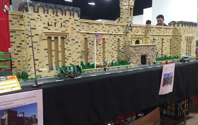 Brick Fest Live draws Lego fans to Montgomery County | PhillyVoice