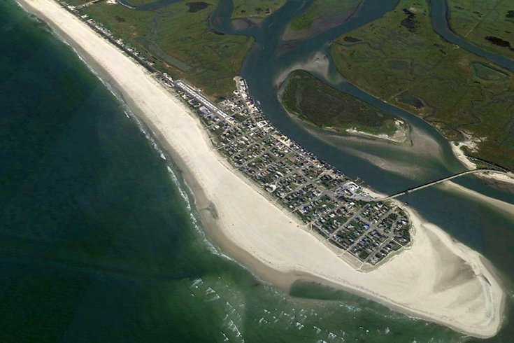 Strathmere Jersey shore