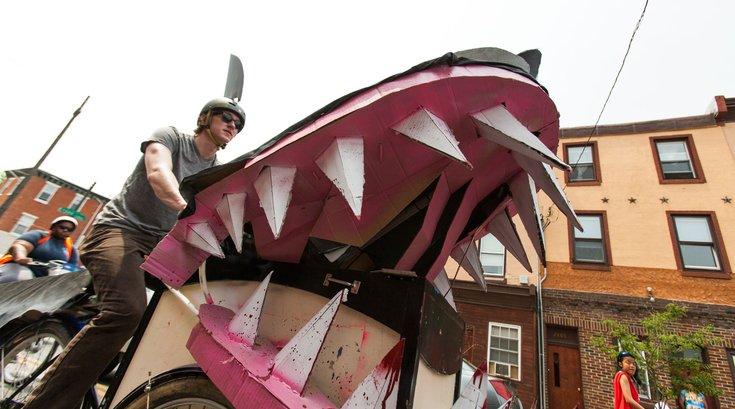 Carroll - Kensington Kinetic Sculpture Derby