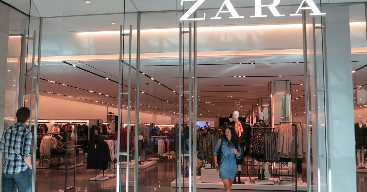 internalisation of spanish fashion brand zara