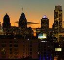 Stock_Carroll - Philadelphia Skyline at dusk