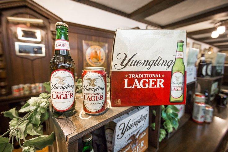 Carroll - Yuengling Brewery