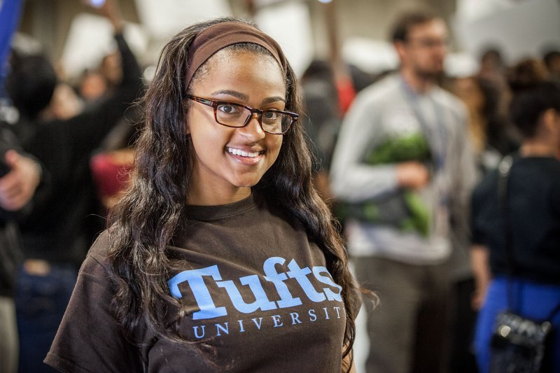 Evana Wilson, a graduating senior at Mastery Charter's Simon Gratz High  School, has a full scholarship to Tufts University, where she will study to  be a ...