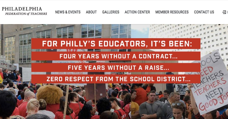 Philly Schools Teachers Finally Reach Tentative Contract