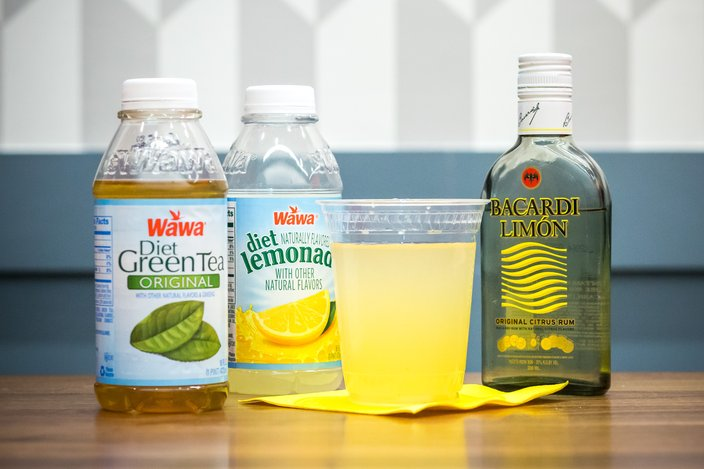 Food And Drink: Wawa Cocktails: Boozy, Cheap Drink Recipes For