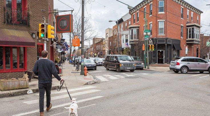 Carroll - Passyunk Avenue in South Philadelphia