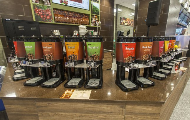 Carroll - Wawa Store Coffee