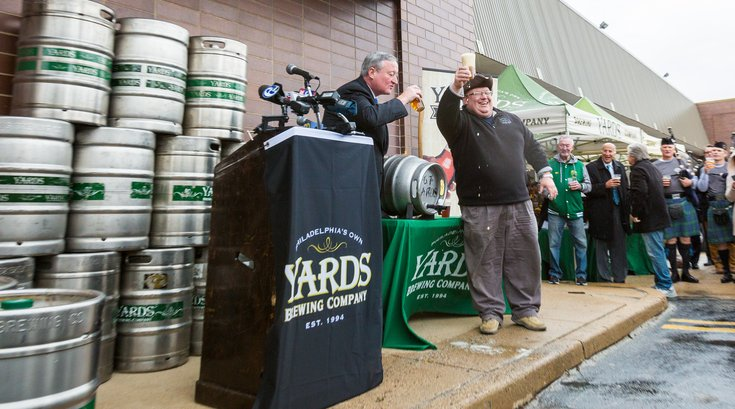 Carroll - New Yards Brewery Event